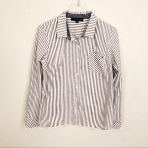 Tommy Hilfiger Collared Shirt Sz M